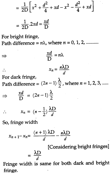 CBSE Previous Year Question Papers Class 12 Physics 2011 Delhi 20