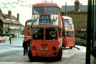 London Transport EXV186