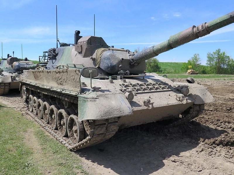 Leopard 1A5 00001