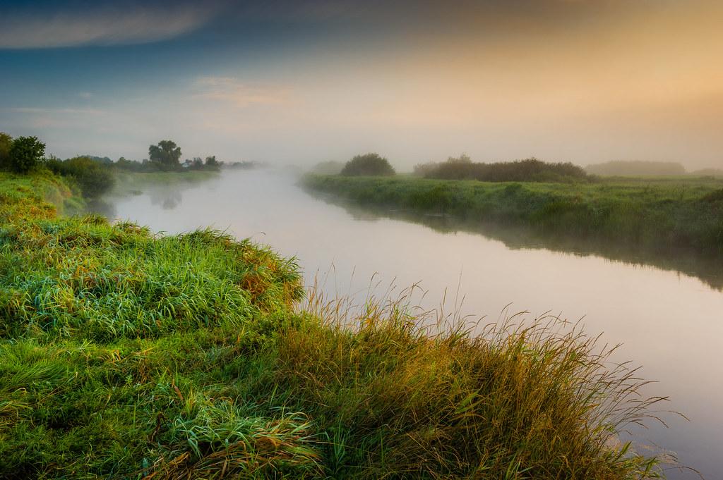 The Biebrza River