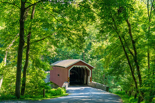 Covered Bridge - Lancaster County Park