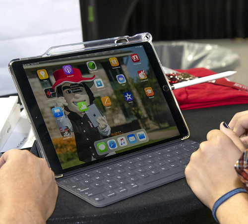 UVA College at Wise iPad Issue Day 2019