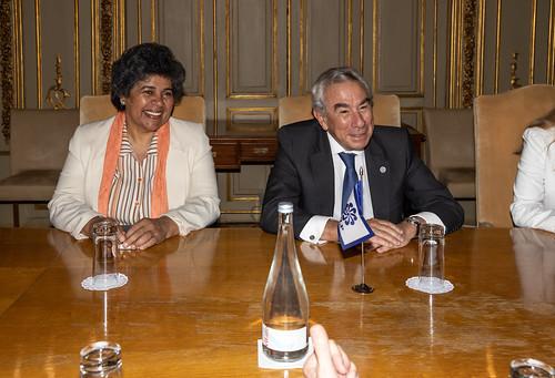 19.08. Secretário Executivo recebe cartas credenciais do Embaixador do Brasil junto à CPLP