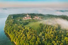 Pažaislis Monastery | Kaunas aerial #234/365