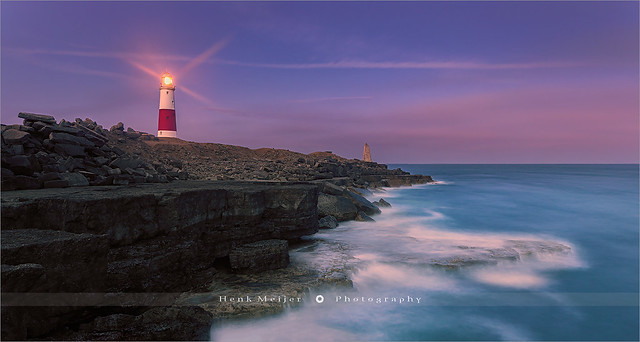Portland Bill Lighthouse - Dorset - England