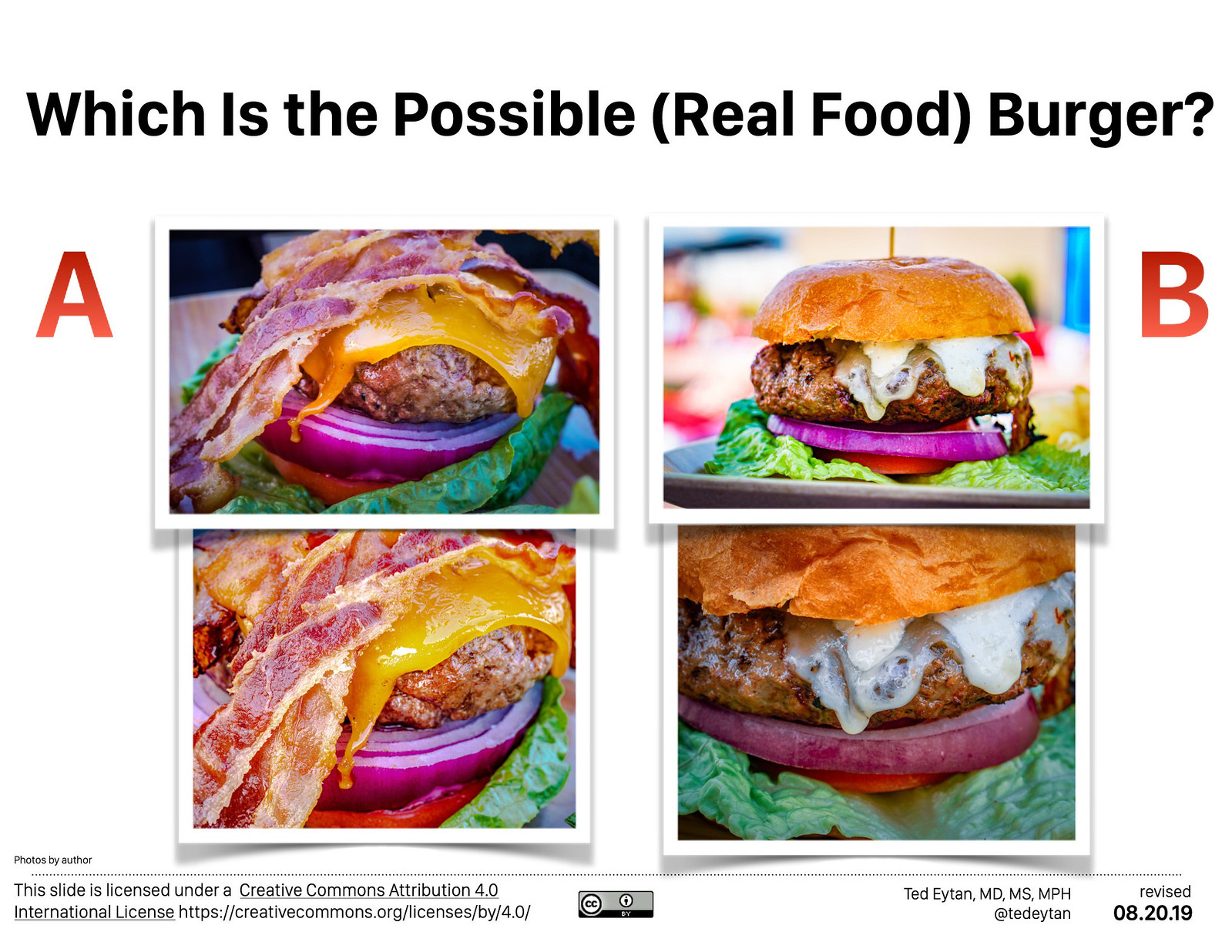 Photo Friday: Real or Artificial Meat,  NOVA Group 1 (Unprocessed), NOVA Group 4 (Ultra-processed), and the USDA Bioengineered Food Disclosure Standard
