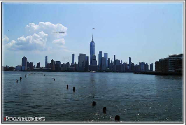 VIVIR EN LA GRAN MANZANA. LIVE IN THE BIG APPLE. NEW YORK CITY.