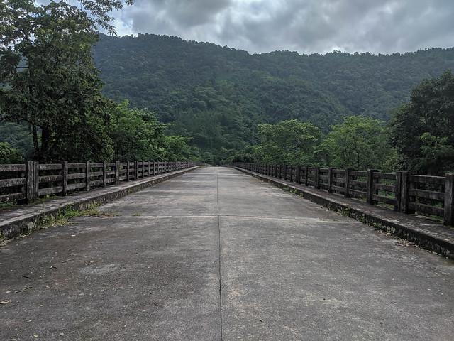 Gammon Bridge over the Balason