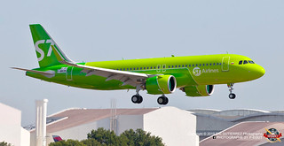 AIRBUS A320-271Neo (MSN9140)