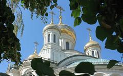 Moscow, Church of Resurrection of Christ and New Martyrs and Confessors of Russian Church in Sretensky Monastery, Bolshaya Lubyanka/Rozhdestvensky boulevard, Meshchansky district.