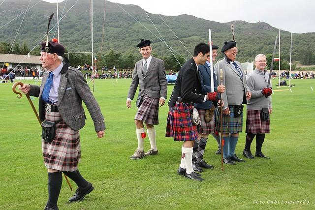 Highland Games / Scotland
