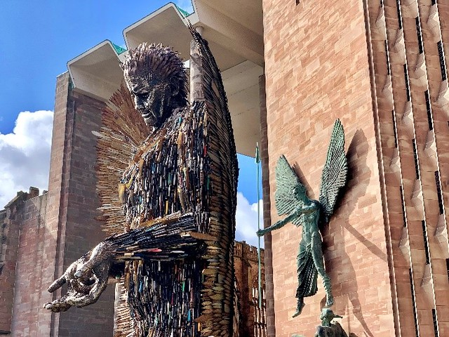 One Coventry Plan Annual Performance Report 2018-19 36 Knife Angel