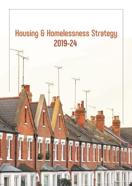 One Coventry Plan Annual Performance Report 2018-19 25 Housing and Homelessness Strategy 2019-24