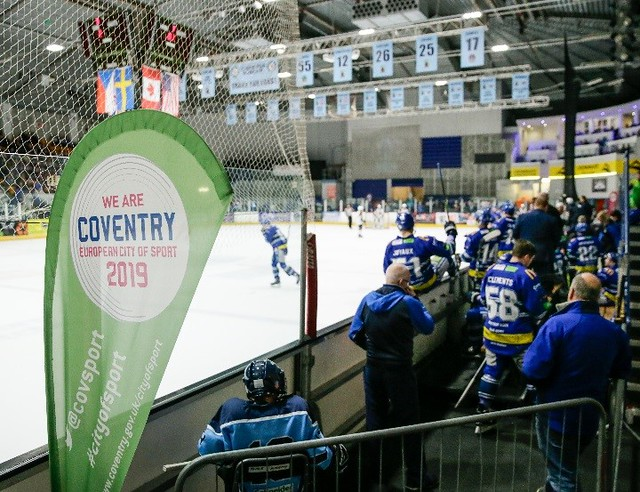 One Coventry Plan Annual Performance Report 2018-19 17 European City of Sport 2019