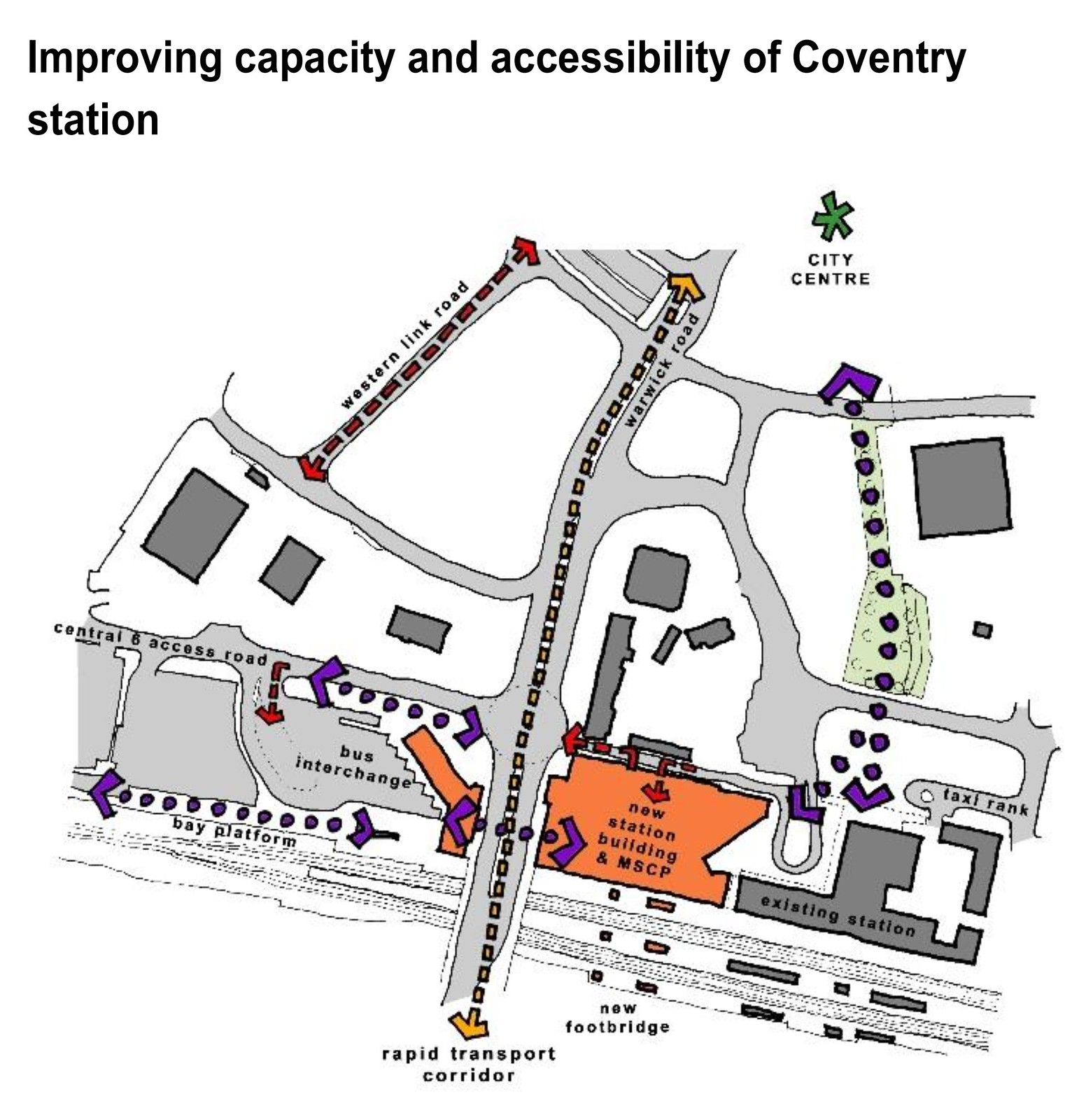 One Coventry Plan Annual Performance Report 2018-19 10 Coventry railway station