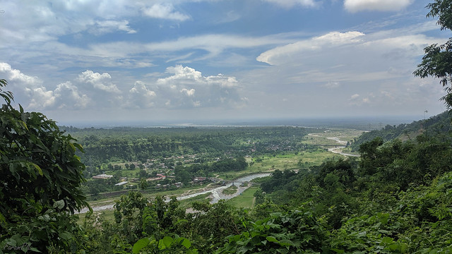Dudhia & its bridges over the Balason from Dudhia Bungkulung road