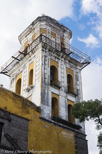 La iglesia, Cholula Puebla