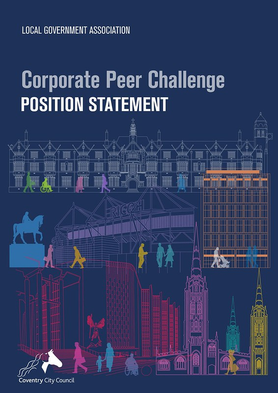 One Coventry Plan Annual Performance Report 2018-19 62 LGA Corporate Peer Challenge 2018 Position Statement