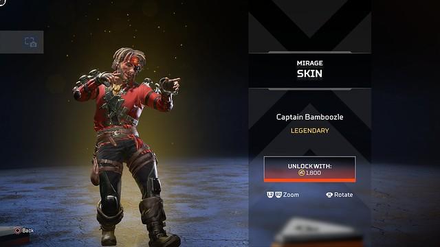Mirage Skin