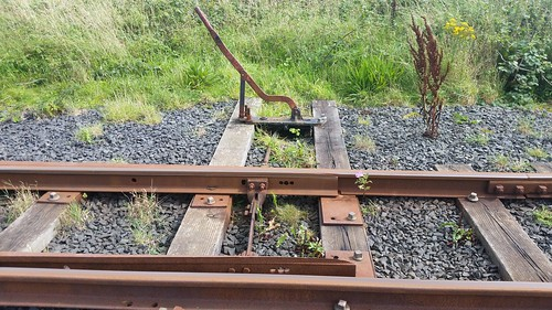 Giants Causeway and Bushmills Railway Switch