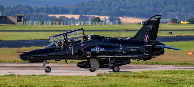 Royal Air Force 25 Sqn Hawk T2