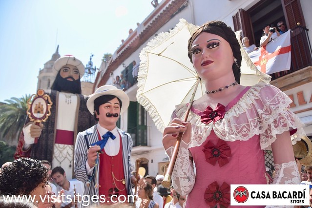 FESTA MAJOR SITGES 2019 PHOTO GALLERY