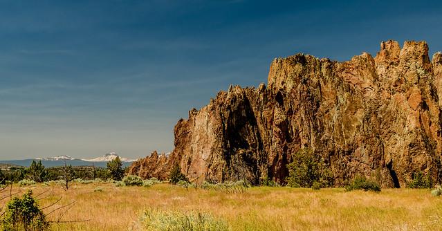 Smith Rock & Mt. Washington
