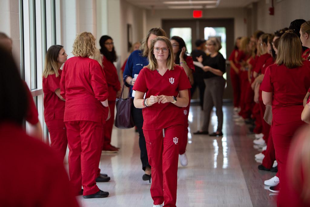 Nursing Induction Ceremony - Fall 2019