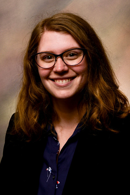 Brigit Rollins, NALC staff attorney