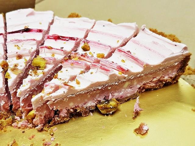 Raspberry Ripple Pie