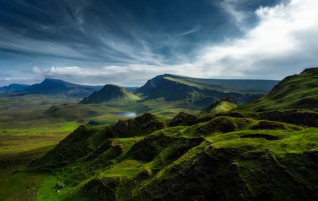 Trotternish | Isle of Skye