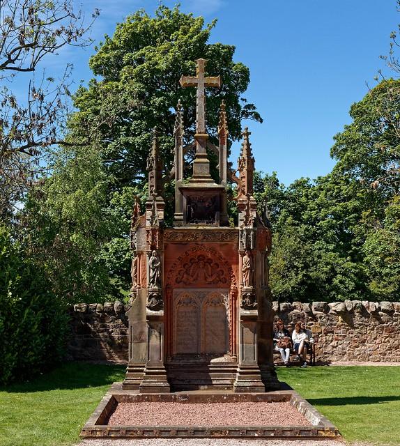 Scotland / Rosslyn Chapel, 4th Earl Memorial