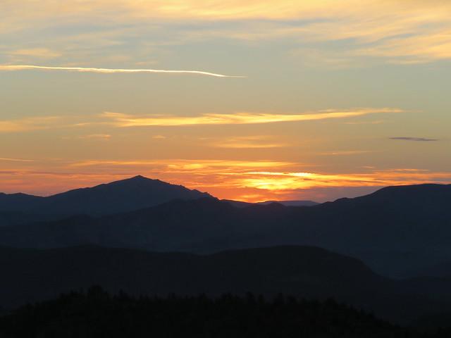 Canyon Rim Sunrise