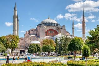 Sta. Sophia mosque
