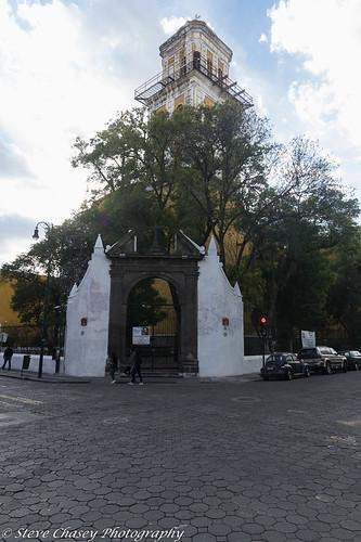 Dia de los muertos Puebla de los angeles