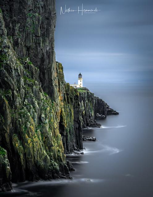 Neist Point Lighthouse Dawn.