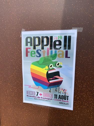 Apple II Festival France 2019