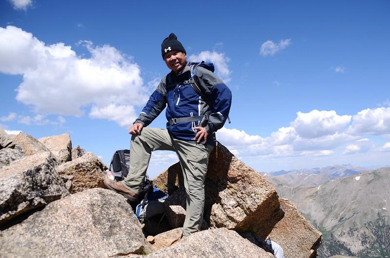 Taken from the summit of Mount Harvard (19)