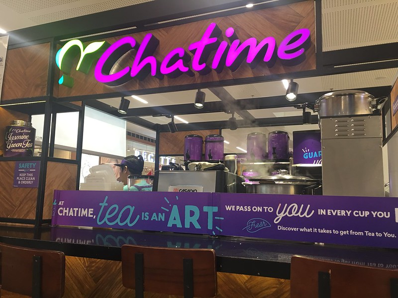 Chatime, SM East Ortigas