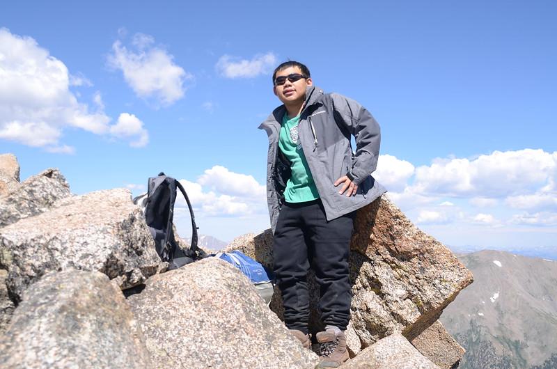 Taken from the summit of Mount Harvard (18)