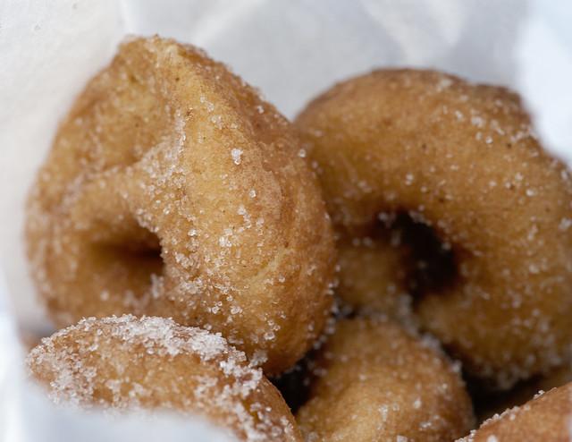 Tom Thumb Donuts