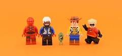 Random minifigs #9 : Quick Improvements