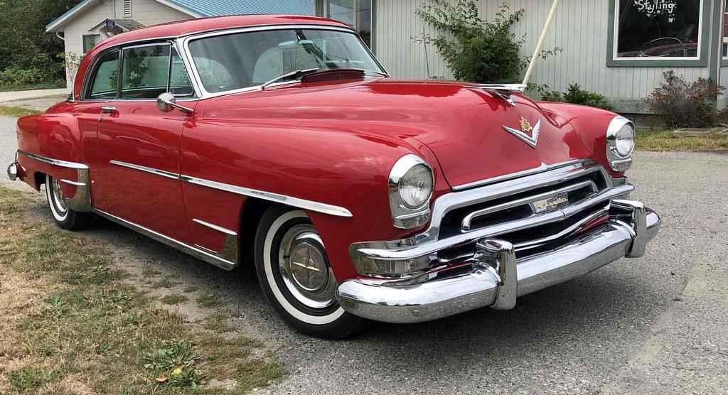 1954 Chrysler New Yorker Newport