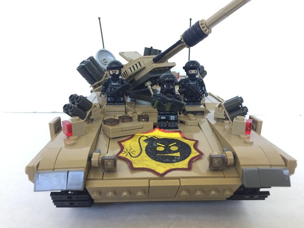 M1A4 SEPV5 Crew