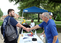 Connections Fair: Welcome Week 2019