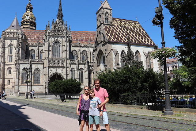 Ruta de 8 días por Eslovaquia