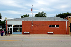 Wilber, NE post office