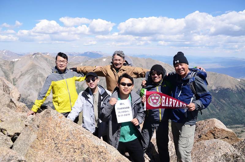Taken from the summit of Mount Harvard (9)