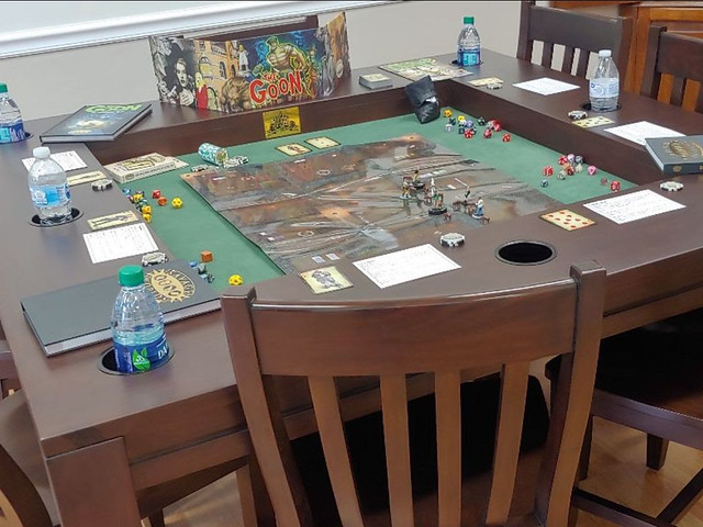 Game Table 5