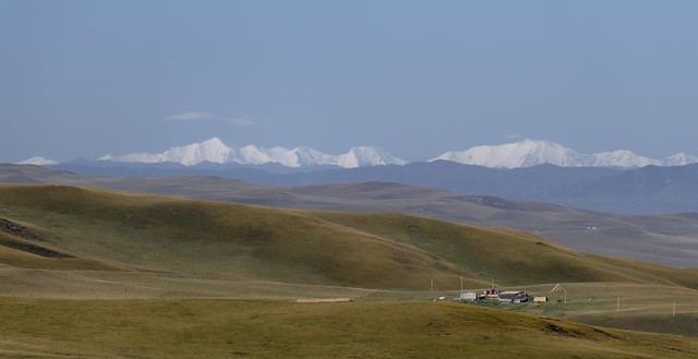 Mt Amnye Machen, Tibet 2018